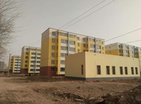库车乌恰镇二号安置小区