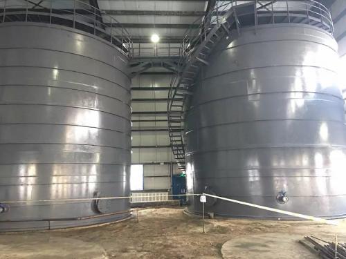 蓄热水箱、电锅炉工程案例