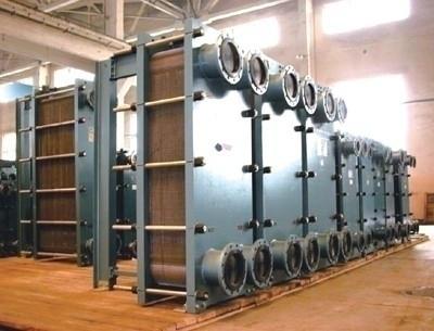 新疆板式换热器因为两种介质流动的动力不同所以会导致对流换热的情况会有很大的差异