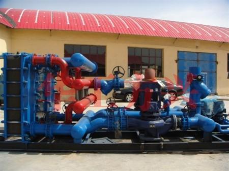 新疆列管式换热器