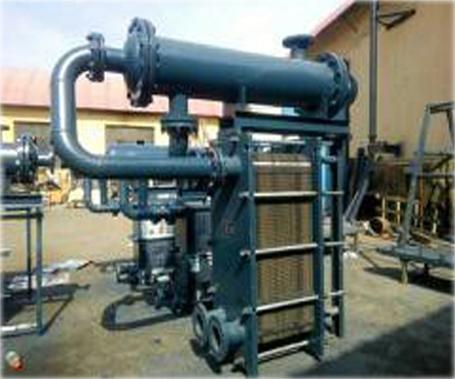 蒸汽用换热器