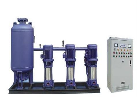 和田供水机组
