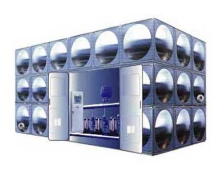 箱式供水机组
